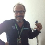 Guido Meda con il suo meepster