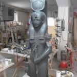 Resa ala vero della Dea Hathor