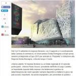 Articolo de La Nuova Ferrara sulla partecipazione di TryeCo 2.0 ad Expo Milano 2015 il 14 Settembre tra le aziende innovative ferraresi