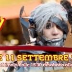 Sabato 10 e Domenica 11 Settembre vi aspettiamo a Imola Cosplay!!!