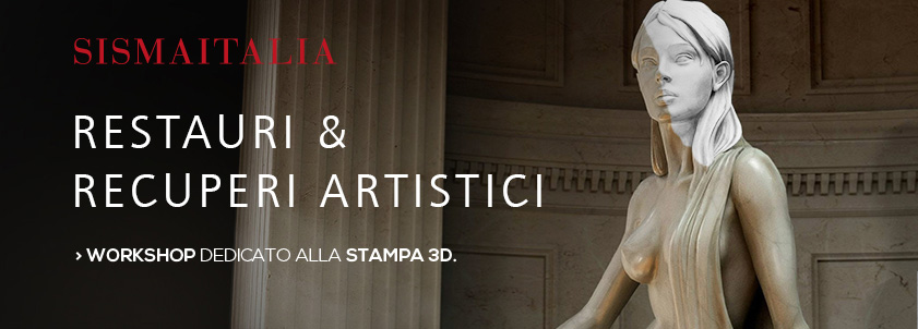 Restauri-recuperi-artistici-stampa-3D-workshop-sismaitalia-allestire-decor-lab-milano