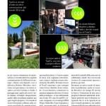 Servizio su 3D Printing Creative di Maggio 2015 per l'utilizzo della stampa 3D in diversi settori