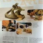 Servizio su 3D Printing Creative di Marzo 2015 per l'attività nei Beni Culturali