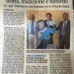 """Articolo su Il Resto Del Carlino per la partecipazione al progetto della app """"Este Viva"""""""