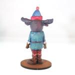 Winterello, mascotte del Winter Wonderland di Ferrara