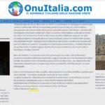 Onu Italia - 6 Ottobre 2016